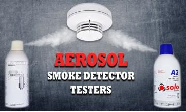 Тестирование аэрозолей Solo A3 и Pruefgas 918/5