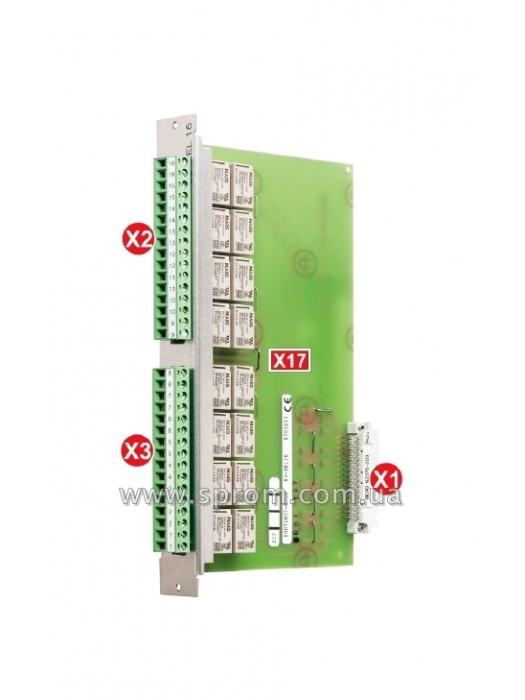 Модуль B3-REL16 релейный