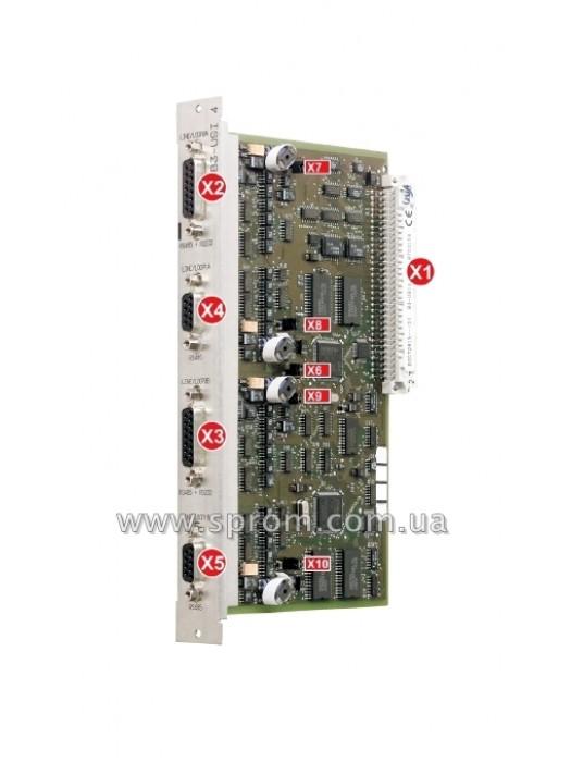 Модуль B3-USI4 универсальный интерфейсный