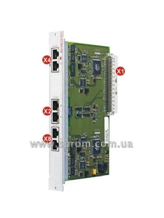 Модуль сетевой B5-NET2-485 (2xRS-485, 2xLAN)