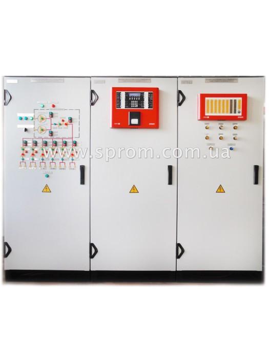 Щит пенного/водяного пожаротушение для Integral IP MX  (B5-SPS-LTD400)