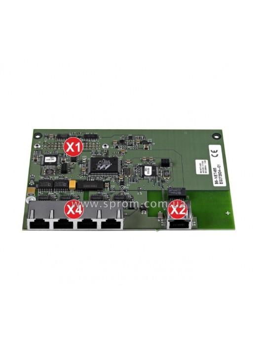 Модуль сетевой B6-NET2-485 (2xRS-485, 1xLAN)