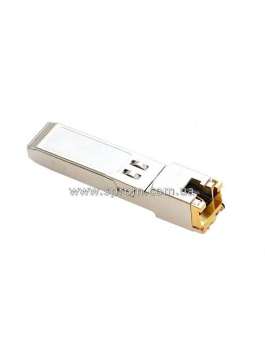 SFP plug-in модуль для одномодовых и многомодовых кабелей