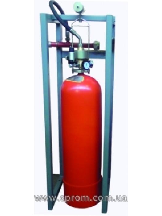 Модуль газового пожаротушения МГП-100
