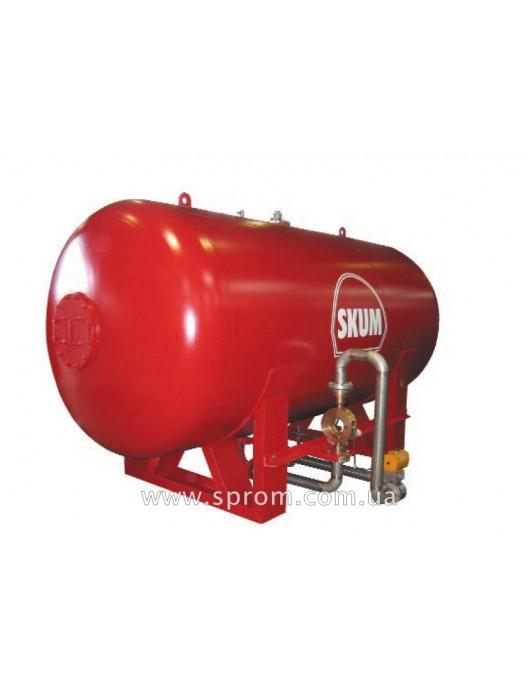 Бак-дозатор горизонтальный MTB-H (объем от 400 до 12 000 л)