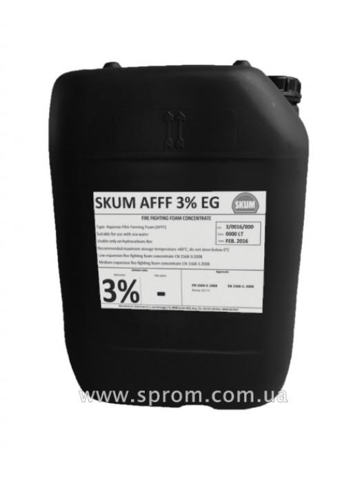 Пенообразователь SKUM AFFF 3% EG