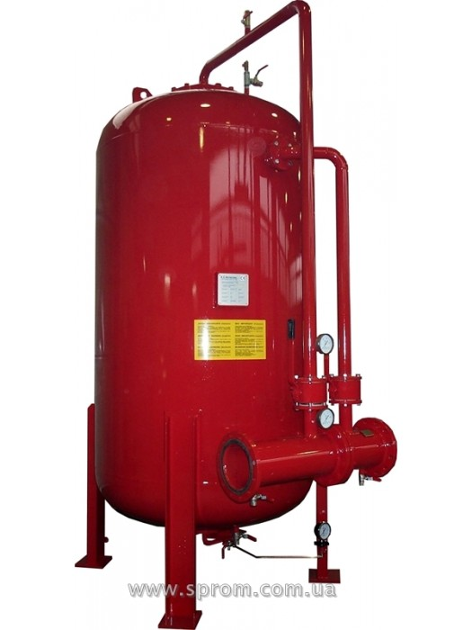Бак-дозатор для пенообразователя от 200 до 600 л (вертикальная система MXC-I)