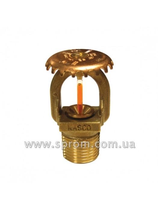 Спринклер F1FR LO upright быстрого реагирования (розеткой вверх)